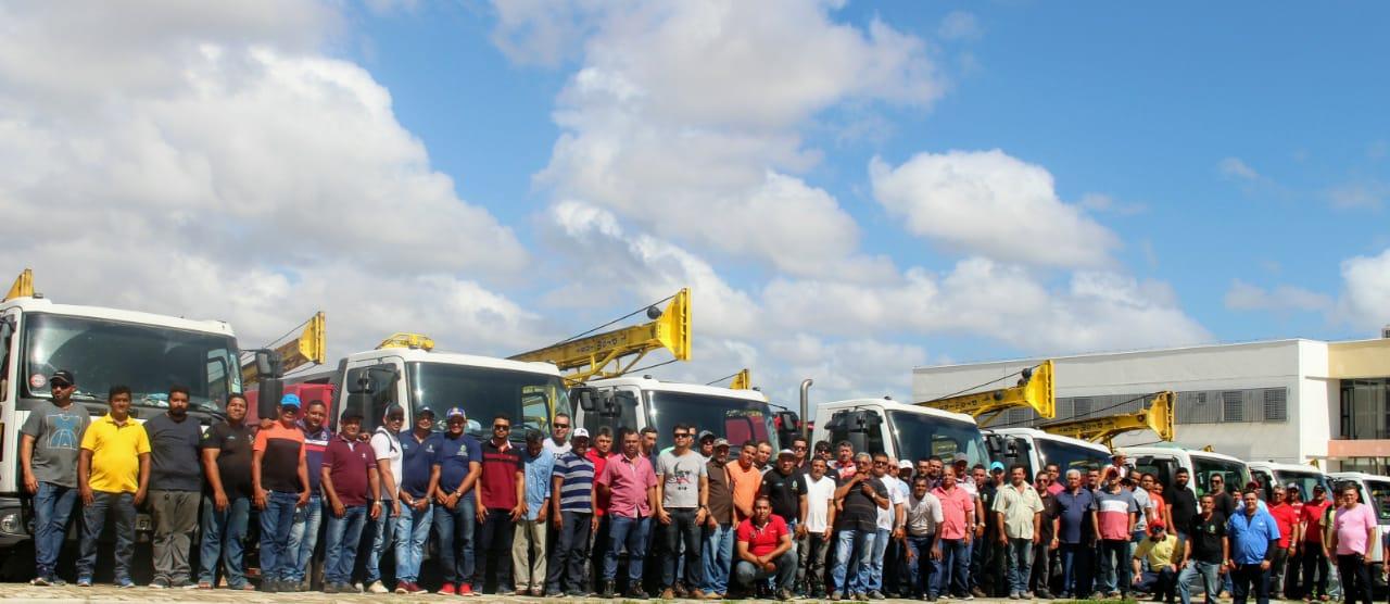 Programa de perfuração de poços no Estado do Ceará