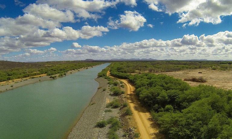 SRH inicia processo licitatório para Projeto Malha D'água